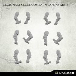 Legionary Close Combat Weapons Arms (6)
