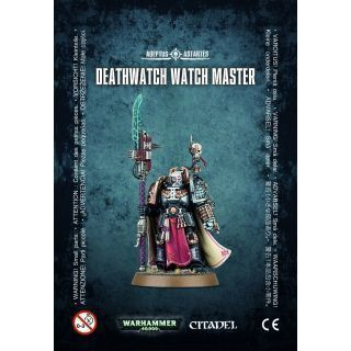 Deathwatch Watch Master