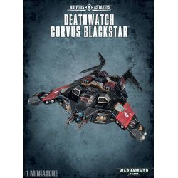 DEATHWATCH: CORVUS BLACKSTAR