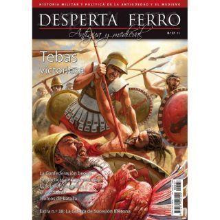 Desperta Ferro Antigua y Medieval n.º 37: Tebas victoriosa