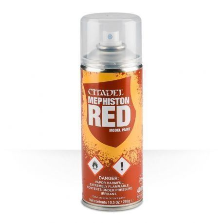 MEPHISTON RED SPRAY 400ml