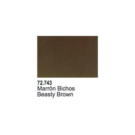 BEASTY BROWN - 17 ML.