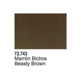BEASTY BROWN - 17 ML.