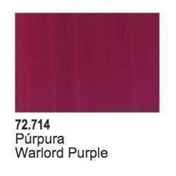 WARLORD PURPLE - 17 ML.