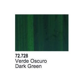DARK GREEN - 17 ML.