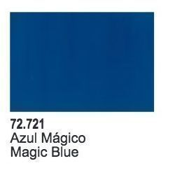MAGIC BLUE - 17 ML.