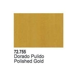 POLISHED GOLD - 17 ML.