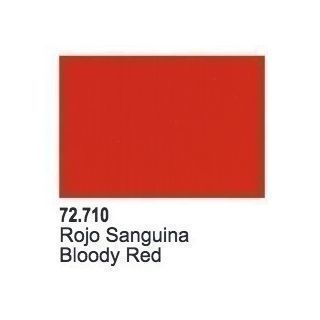BLOODY RED - 17 ML.