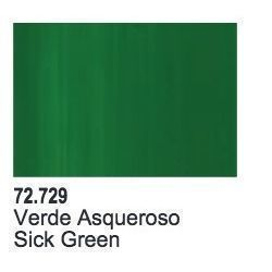 SICK GREEN - 17 ML.