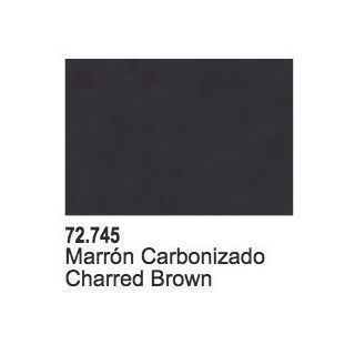 CHARRED BROWN - 17 ML.