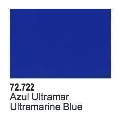 ULTRAMARINE BLUE - 17 ML.