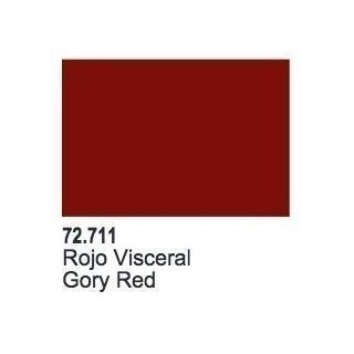 GORY RED - 17 ML.