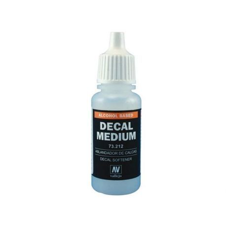 DECAL MEDIUM (17ml)