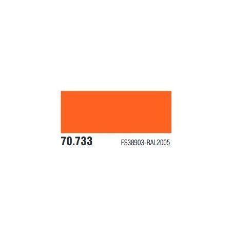 NARANJA FLUO (207)