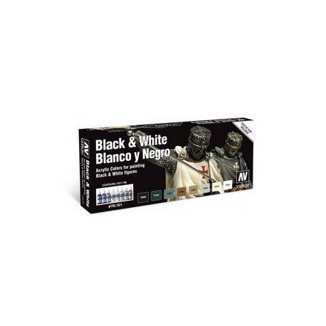 BLACK & WHITE SETS