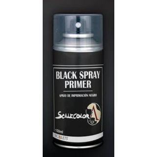 Primer spray black 150 ml