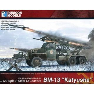 Rubicon Plastic - BM-13 Katyusha