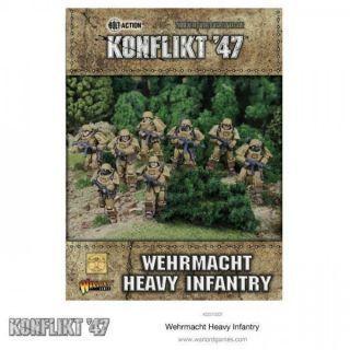 GERMAN HEAVY INFANTRY K47