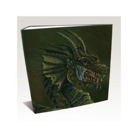 Dragon Shield - 3-Ring Binder - Brown Dragon