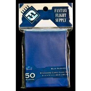 FFG Supply Color Sleeves - Standard Blue (50 Sleeves)