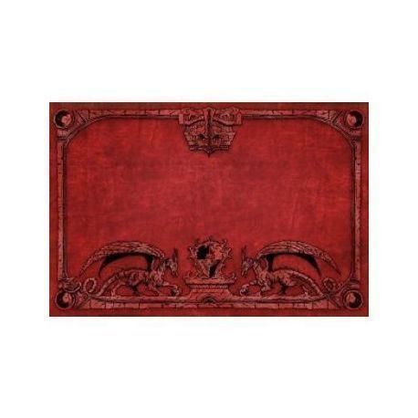 Dragon Shield Play Mat - Red