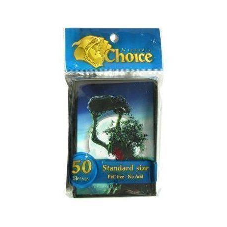 Wizard's Choice Picture Standard Sleeves - Raging Treeman (50 Sleeves)