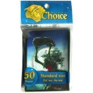 Wizard's Choice Picture Standard Sleeves - Raging Treeman (50 Sleeves)