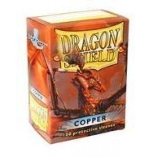 Dragon Shield Standard Sleeves - Copper (100 Sleeves)