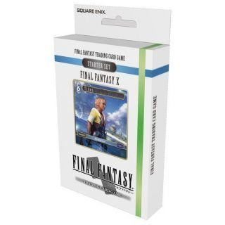 FINAL FANTASY TCG MAZOS WIND/WATER FFX (Español)