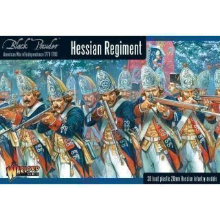 Hessian regiment