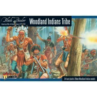 Woodland Indian Tribes