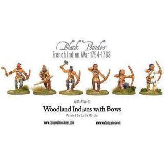 Woodland Indians with Bows (6)
