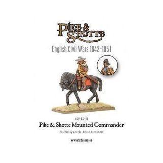 Pike & Shotte Mounted Commander