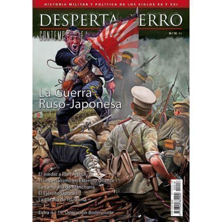 La Guerra Ruso-Japonesa