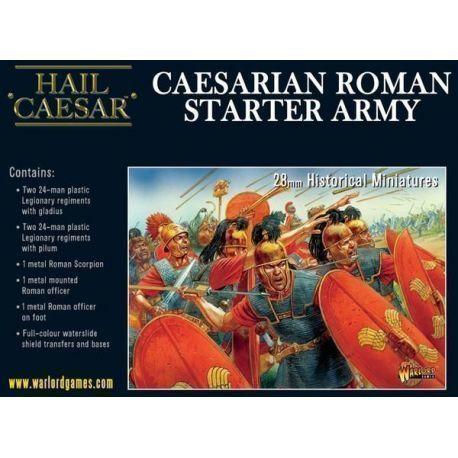 Caesarian Roman Starter Army