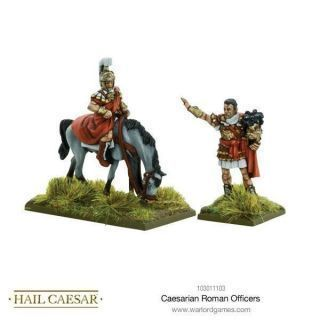 Imperial Roman Officers