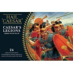 Caesarian Romans with Pilum