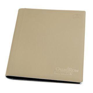 Álbum 12 - Pocket QuadRow Portfolio Xenoskin Beige
