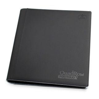 Álbum 12 - Pocket QuadRow Portfolio Xenoskin Negro