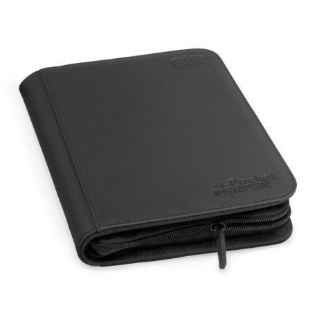ÁLBUM 4 - POCKET ZIPFOLIO NEGRO