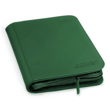 ÁLBUM 4 - POCKET ZIPFOLIO VERDE