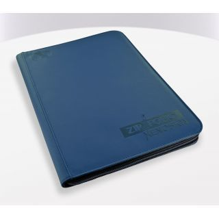 Álbum 9 - Pocket Zipfolio Xenoskin Azul