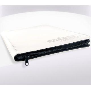 Álbum 9 - Pocket Zipfolio Xenoskin Blanco