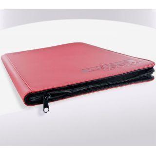 Álbum 9 - Pocket Zipfolio Xenoskin Rojo