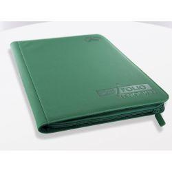 Álbum 9 - Pocket Zipfolio Xenoskin Verde