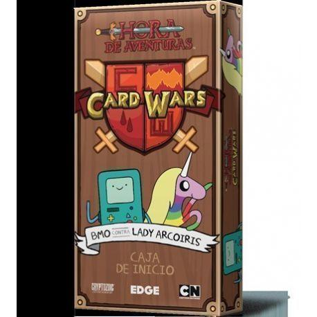 Card Wars - BMO contra Lady Arcoíris