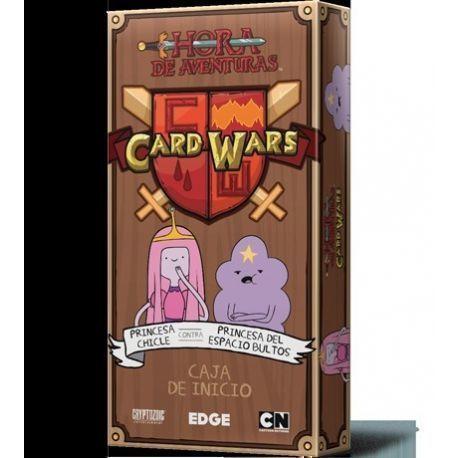 Card Wars - Princesa Chicle contra Princesa del Espacio Bultos