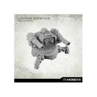 LEGIONARY SENTRY GUN: TWIN LASCANNON
