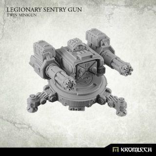 LEGIONARY SENTRY GUN: TWIN MINIGUN