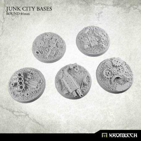 JUNK CITY BASES ROUND 40MM